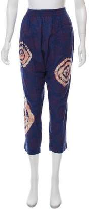 Raquel Allegra High-Rise Sunday Pants