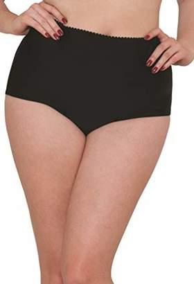 197012453f Curvy Kate Women Jetty High Waist Brief Bikini Bottoms