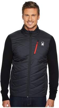 Spyder Ouzo Hybrid Sweater Men's Coat