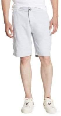 Brunello Cucinelli Buttoned Cotton Cargo Shorts