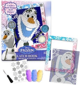 Disney Disney's Frozen Olaf Latch Hook Activity