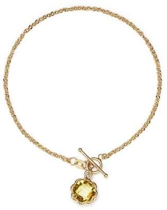 Bloomingdale's Lemon Citrine Bracelet in 14K Yellow Gold - 100% Exclusive