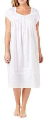 Eileen West Plus-Size Waltz Nightgown