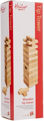 House of Fraser Hamleys Wooden Tip Tower