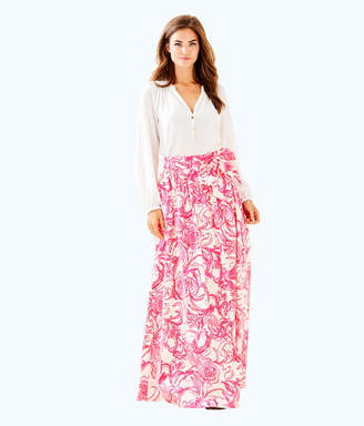 Lilly Pulitzer goop x Lilly Maxi Skirt