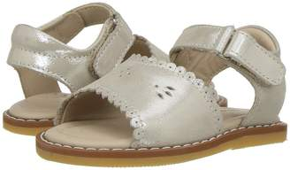 Elephantito Classic Sandal w/Scallop Girls Shoes