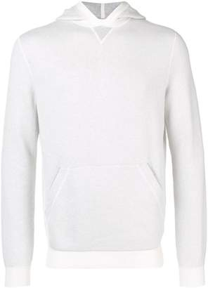 Ermenegildo Zegna hooded jumper