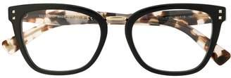 Valentino Eyewear square-frame glasses