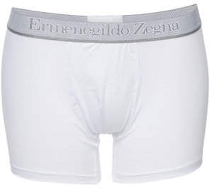 Ermenegildo Zegna Pack of 2 Cotton Boxers