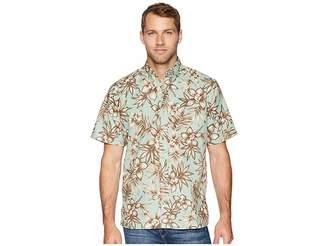 Reyn Spooner Onishi Garden Classic Fit Aloha Shirt