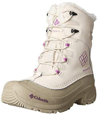 Columbia Youth Bugaboot Plus III Omni-Heat Boot Shale
