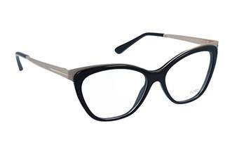 Tom Ford Eyeglasses FT5374 001 54MM