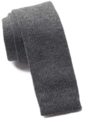Original Penguin Eaves Solid Knit Tie