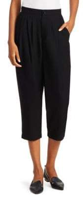 Comme des Garcons Slim-Fit Wool& Cashmere Trousers