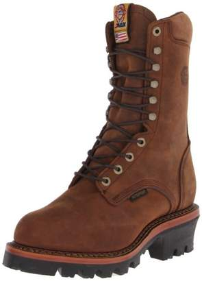 Justin Original Work Boots Men's Jmax Logger Work Boot