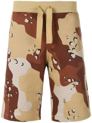 Christopher Raeburn Choc Chip print shorts