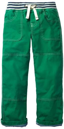 Mini Boden Lined Mariner Pants