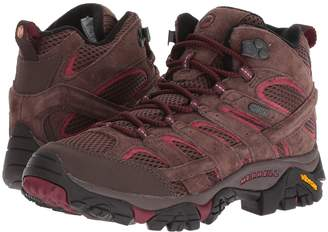 Merrell Moab 2 Mid Waterproof Women's Shoes