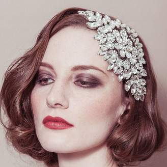 Carlisle Debbie Hattie Diamante Wedding Headband