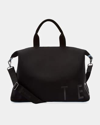510ced7b8 Ted Baker LAURE Branded neoprene large tote bag