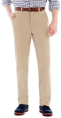 Savane Eco Start Flat-Front Twill Pants