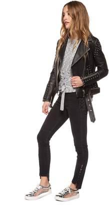Dex Studded Moto Jacket