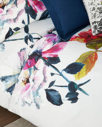 Designers Guild Couture Rose Queen Duvet Cover