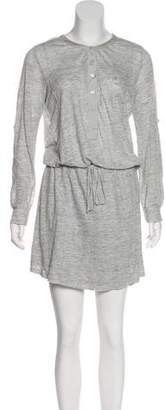Vince Long Sleeve Knit Dress