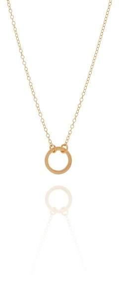 Styleserver DE Pernille Corydon Halskette Circle vergoldet