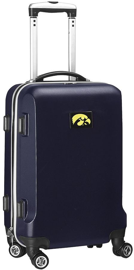 Denco sports luggage Iowa Hawkeyes 19 1/2-in. Hardside Spinner Carry-On