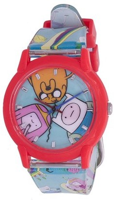Adventure Time Adjustable Watch Limited Edition Same Watch worn by Deadpool in both Movies
