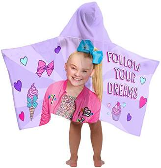 Nickelodeon Jay Franco JoJo Siwa Follow Your Dreams Hooded Bath/Pool/Beach Towel