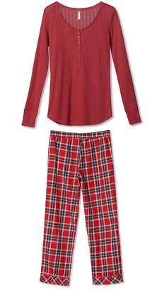 Pink Label Emma Pajama Set