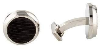 Davidoff Velero Polished Steel Cufflinks