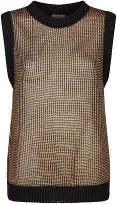 Wolford Macro Fish Scale Top