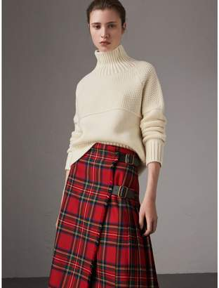 Burberry Cashmere Roll-neck Sweater