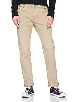 BOSS Men's Maine Bc-l-c Regular Fit Jeans Medium Beige 263, W34/L34 (Size 34)