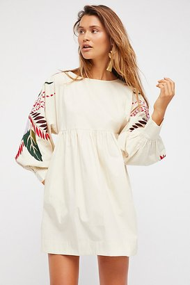 Mini Obsessions Mini Dress by Free People $128 thestylecure.com