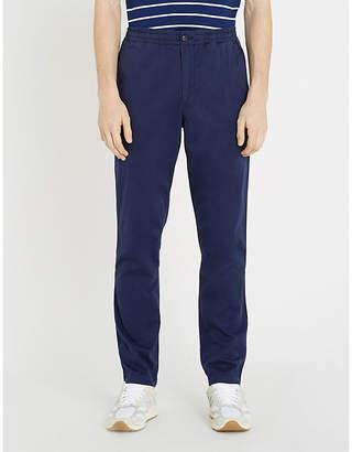 Polo Ralph Lauren Preppy slim-fit stretch-cotton trousers