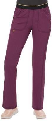 Scrubstar Women's Fashion Collection 4-Way Stretch Pull-On Scrub Pant