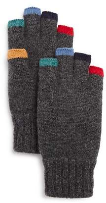 Bloomingdale's The Men's Store at Anya Cashmere Fingerless Gloves - 100% Exclusive