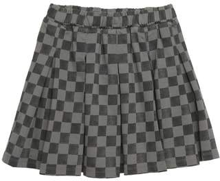 Tea Collection Print Pleated Skirt