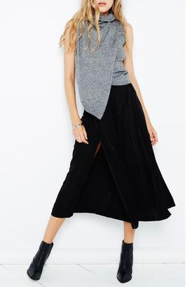 MinkPink Bittersweet Culottes $78 thestylecure.com