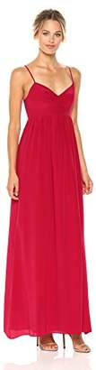 Amanda Uprichard Women's Gown Maxi Dress