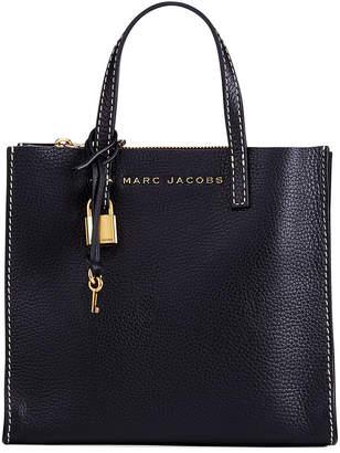 Marc Jacobs Grind Mini Pebbled Shopper Satchel Bag