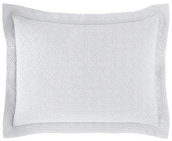 Standard Marcus Collection Cane Matelasse Sham