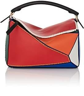 Loewe Women's Puzzle Leather Shoulder Bag