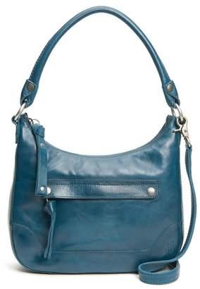 Frye Melissa Small Leather Hobo Bag