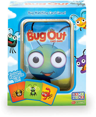 Fundamental Toys Game Zone Bug Out Card Game