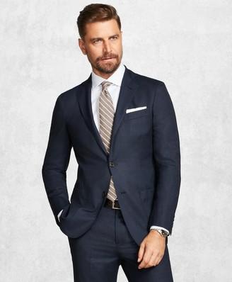 Brooks Brothers Golden Fleece BrooksCloud Blue Neat Suit
